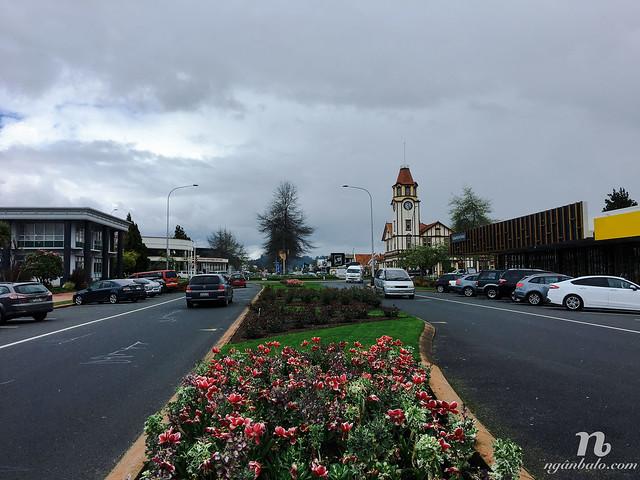 Road Trip vòng quanh New Zealand (5): Rotorua