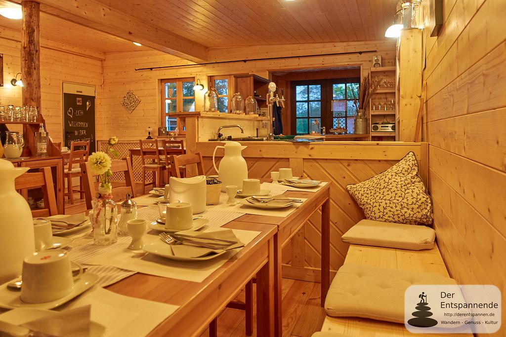 Lunner Hütte in Gillenfeld