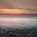 La Rochelle's sunset by simonlassale