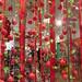 UK - London - Piccadilly - Christmas lights - Cath Kidston shop