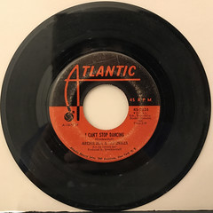 ARCHIE BELL & THE DRELLS:I CAN'T STOP DANCING(RECORD SIDE-A)