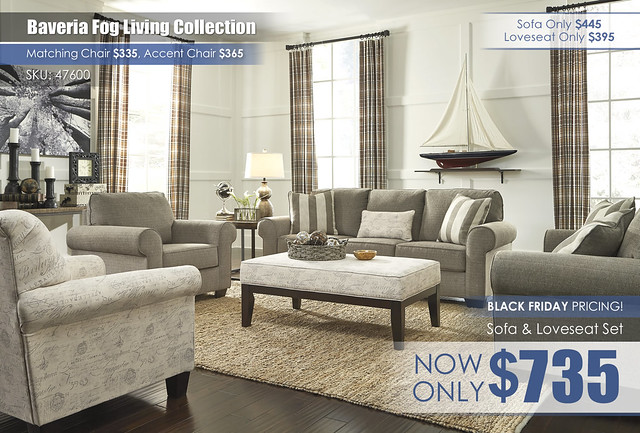 Baveria Fog Living Collection 47600-38-35-20-21-08-T792_Black Friday