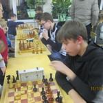 Городские соревнования по шахматам