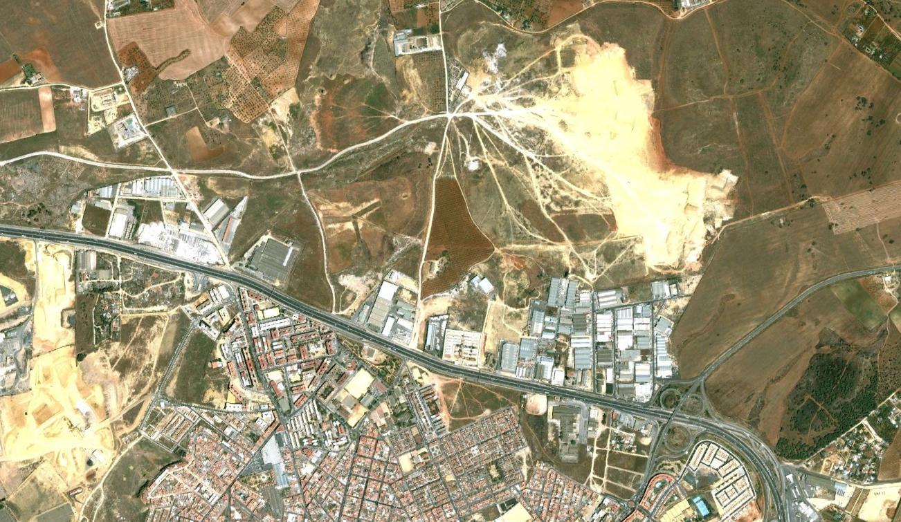 alcalá de guadaira (norte), sevilla, el corredor del guadaira, antes, urbanismo, planeamiento, urbano, desastre, urbanístico, construcción