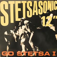 STETSASONIC:GO STETSA I(JACKET A)