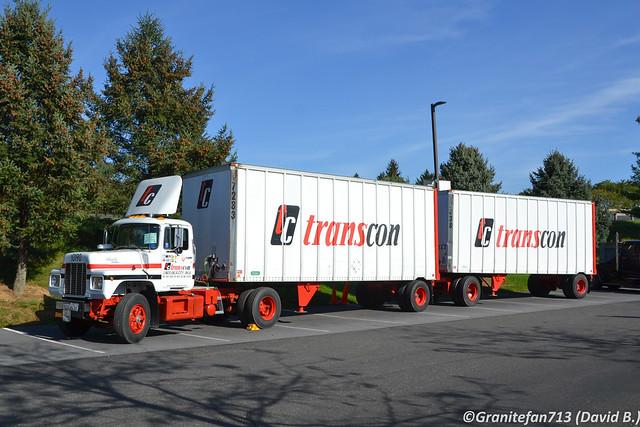Transcon Mack U-Model