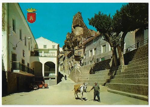 Ayna (Albacete) : Plaza del Caudillo