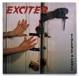 A0471 EXCITER Violence and force