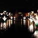 RHS Wisley Christmas lights