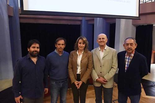 CONFERENCIA LA MODERNIDAD DE JUANITO MOJAMA ACARGO DE RAMON SOLER1