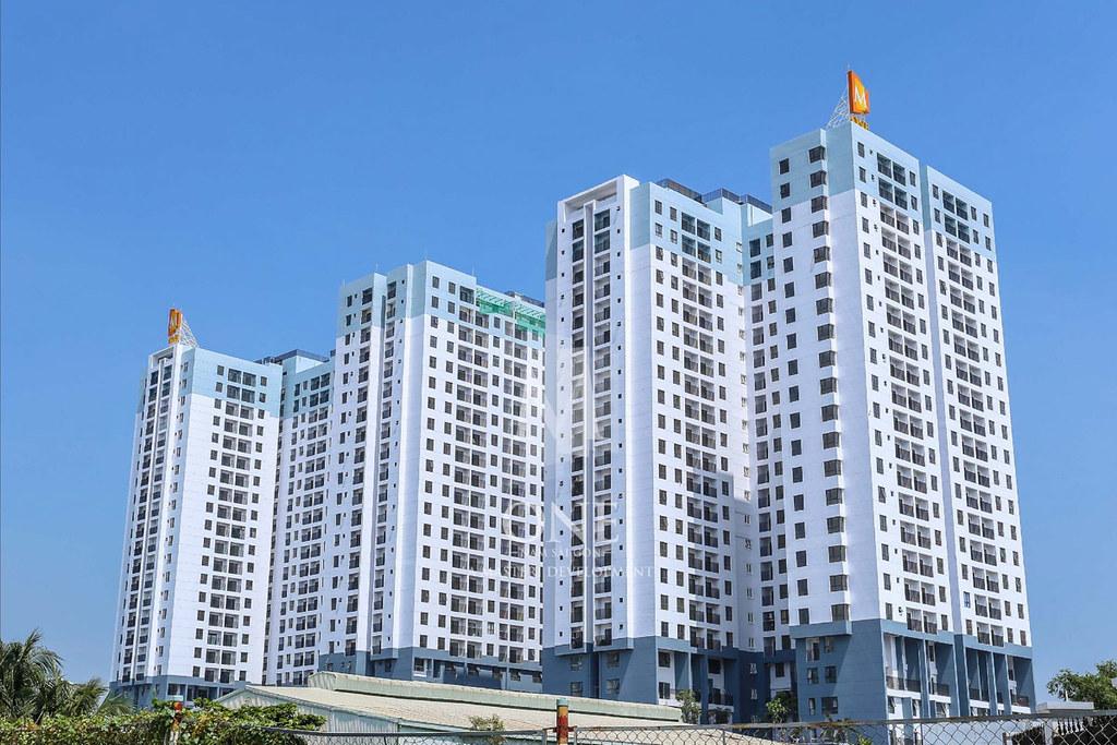 Cho thuê căn hộ M-One Nam Sài Gòn: 3 phòng ngủ giá rẻ, 3PN.