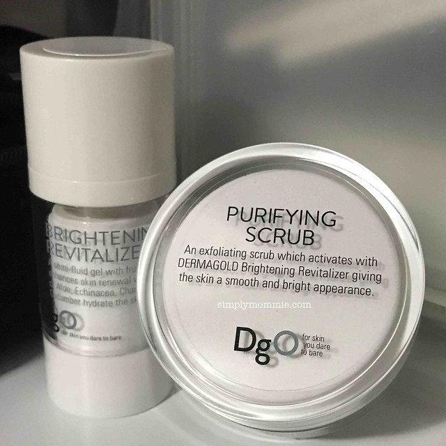 Dermagold Purifying Scrub