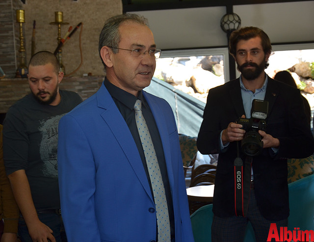 ALKÜ Rektörü Prof. Dr. Ahmet Pınarbaşı
