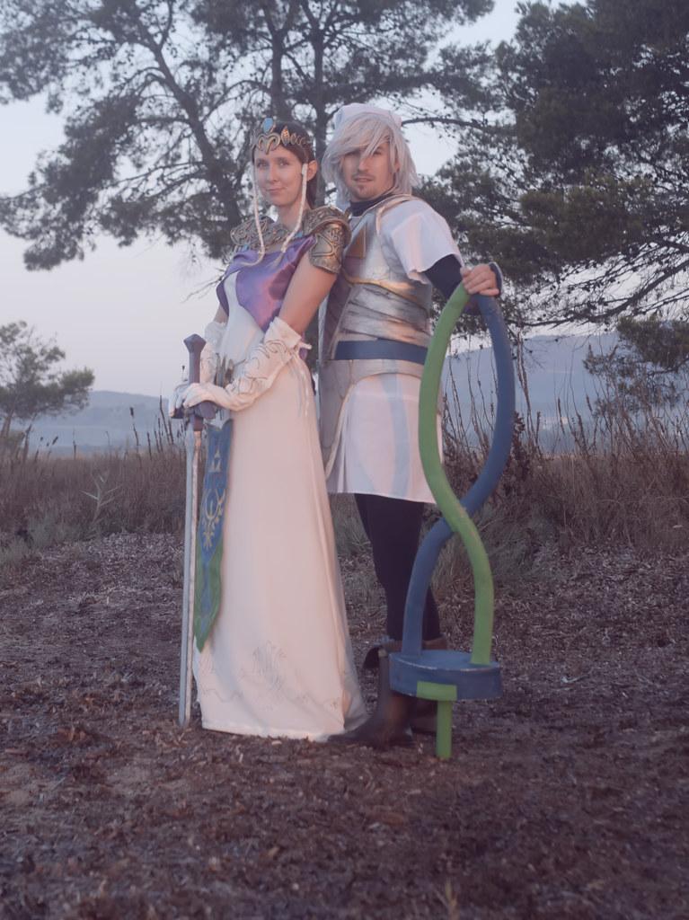 related image - Shooting Zelda & Link -2017-10-21- P1099596