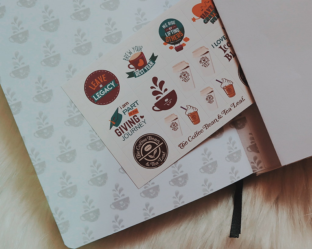 coffee bean planner 2018