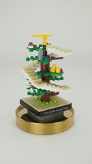 The LEGO House Tree