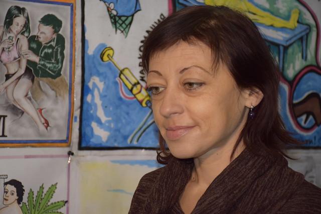 38-річна ВІЛ-інфікована Олена: «Син нічого не питає, але здогадується»