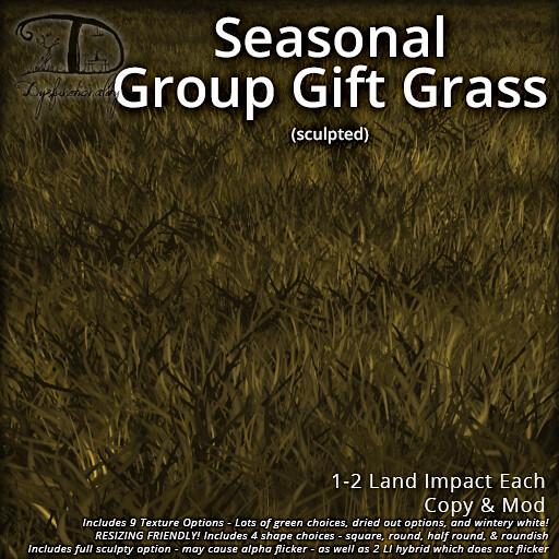 SeasonalGroupGiftGrasses - TeleportHub.com Live!
