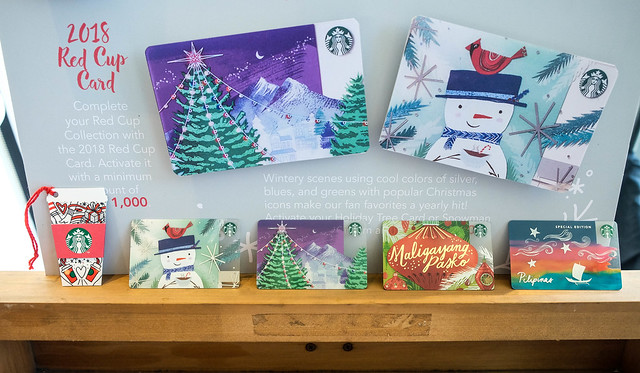 Patty Villegas - The Lifestyle Wanderer - Starbucks Philippines - Planner - Christmas Launch - Merchandise - Cards - Pudding - 2018-6