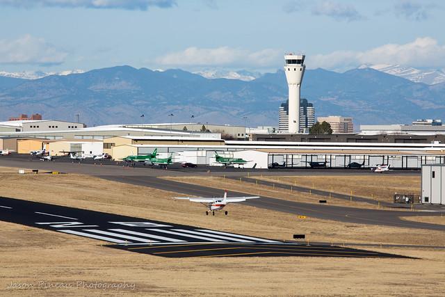 Denver Centennial Airport