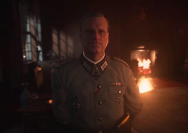 Call of Duty WW2 - Henrich