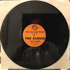 THE 45 KING:THE LOST CLUB TRAXS (VOLUME 1 & 2) - THE ORANGE ALBUM(RECORD SIDE-B)