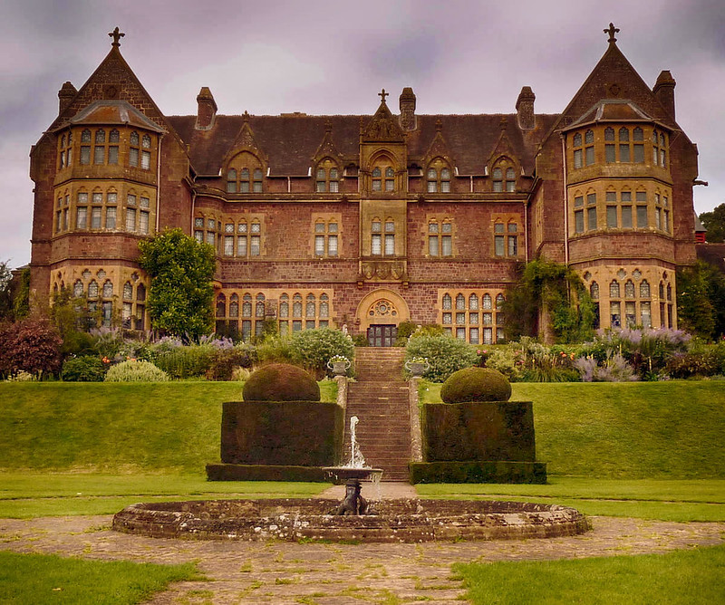 Knightshayes Court, Tiverton, Devon. Credit Becks, flickr