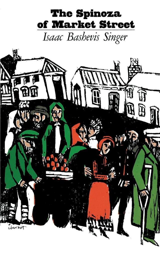 Spinoza ở Phố Chợ - Isaac Bashevis Singer