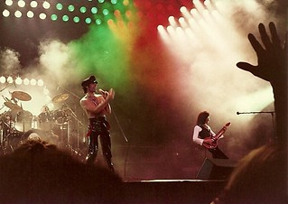Queen live @ New York - 1978