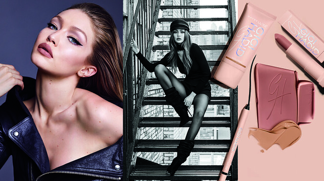 Gigi Hadid East Coast Glam