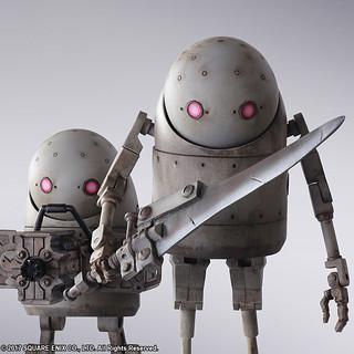 BRING ARTS 《尼爾:自動人形(NieR:Automata)」機械生命體套組(2體SET)
