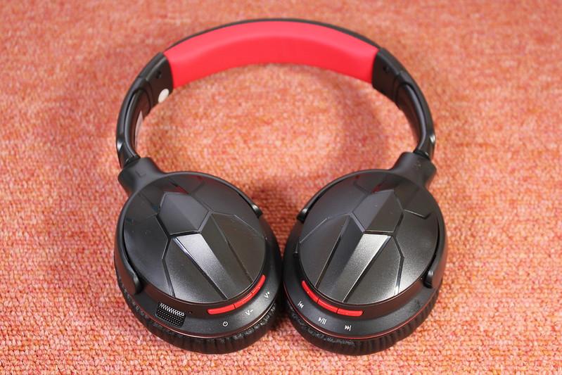 Bluetooth ヘッドフォン HD501 開封レビュー (13)