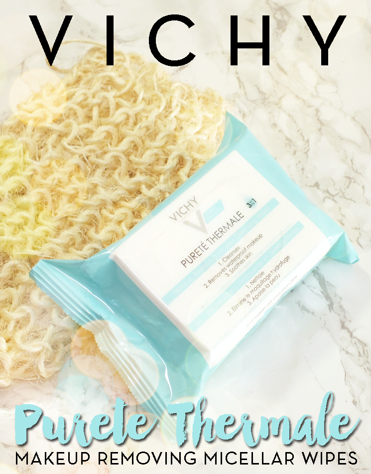 vichy purete thermale makeup removing micellar wipes  (1)
