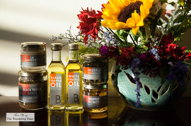Gourmet Attitude black truffle and white truffle products