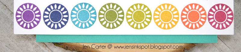 Jen Carter CP Spa Ink Colors Swatch