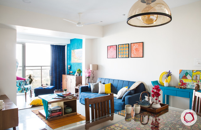Inside a Mumbai home designed by Livspace