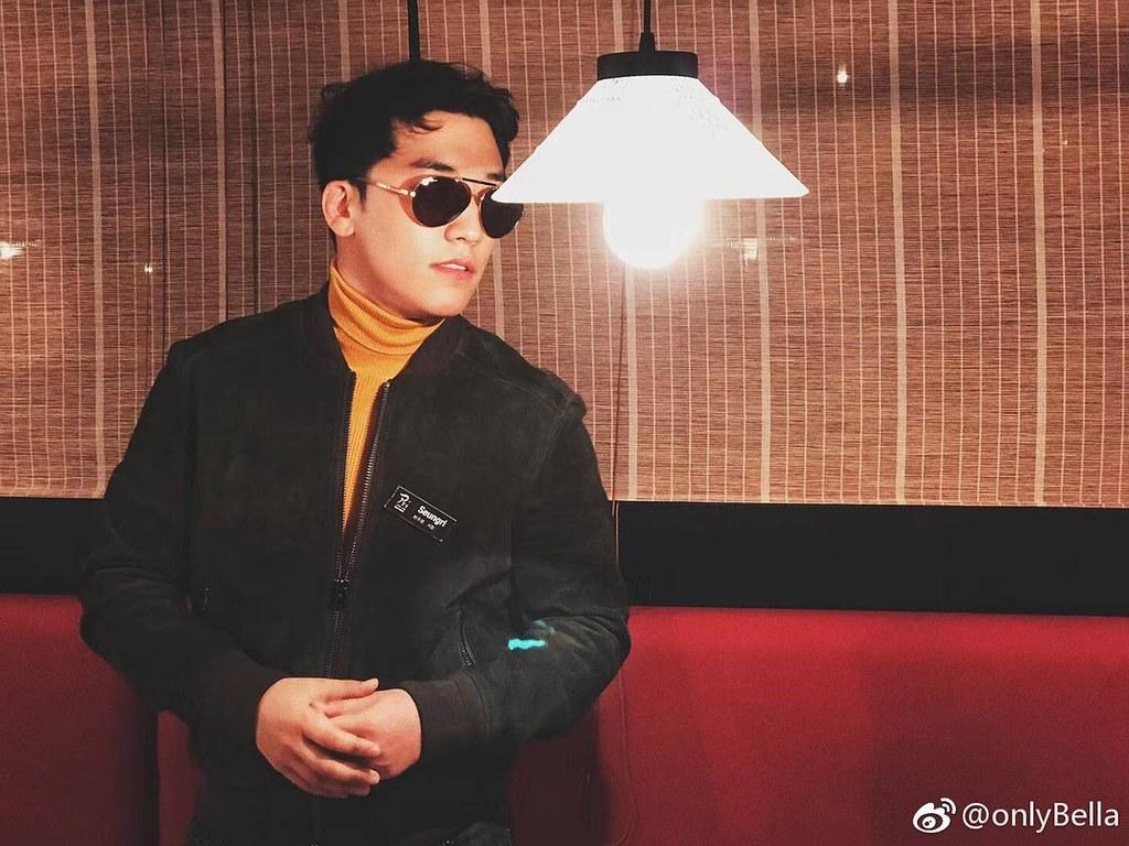 BIGBANG via GottaTalk2V1212 - 2017-11-14  (details see below)