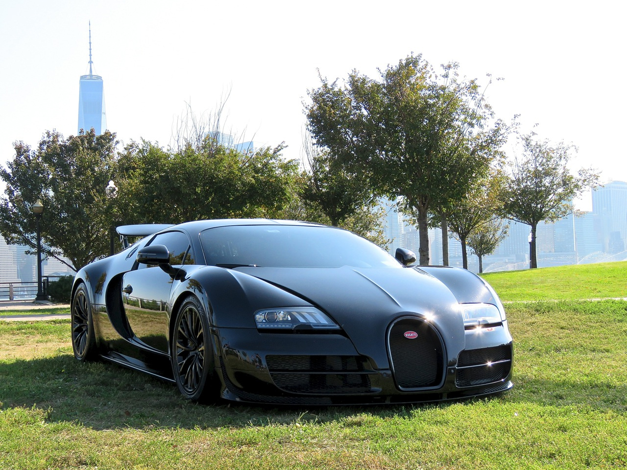 Bugatti Veyron Driven By Purpose 1