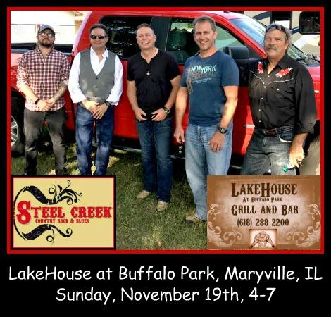 Steel Creek Band 11-19-17