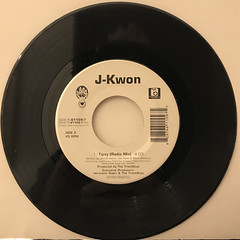 J-KWON:TIPSY(RECORD SIDE-A)
