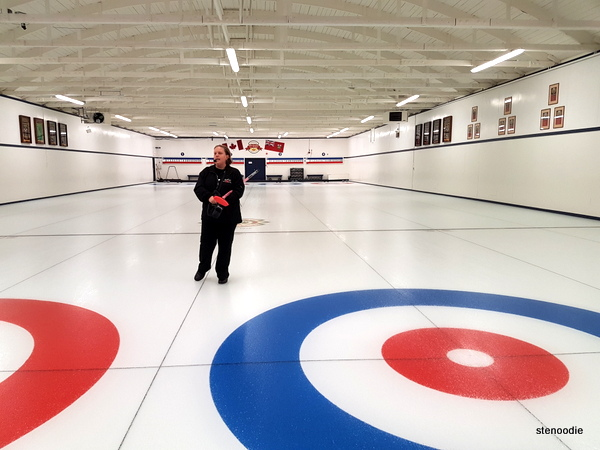 Unionville Curling Club facility