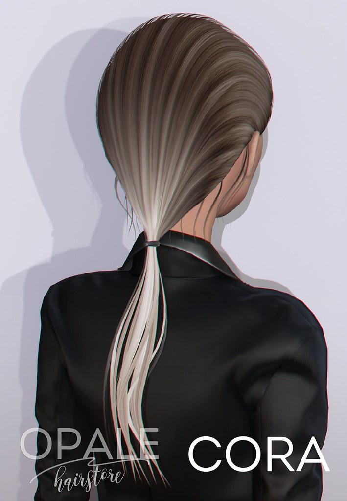 Opale Hair . Cora @ Tres Chic November 2017