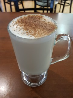 Gingerbread Latte at The Green Edge