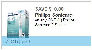 graphic about Philips Sonicare Coupon Printable identified as Philips Sequence 2 Electrical Toothbrush $24.99 at Meijer and Concentration