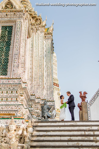Thailand Bangkok Engagement Session