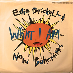 EDIE BRICKELL & NEW BOHEMIANS:WHAT I AM(JACKET A)