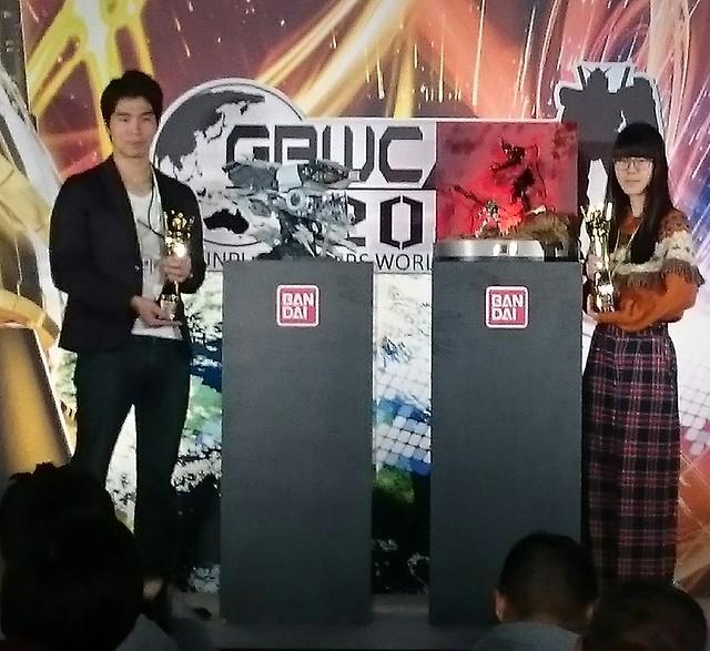 GBWC 2017 - Champion Japan