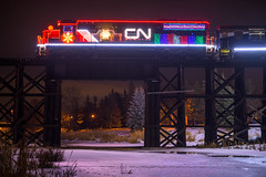 CN Christmas Express 2017 - Day 3