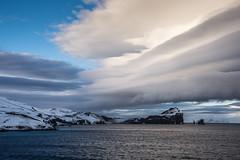 clouds Antarctica