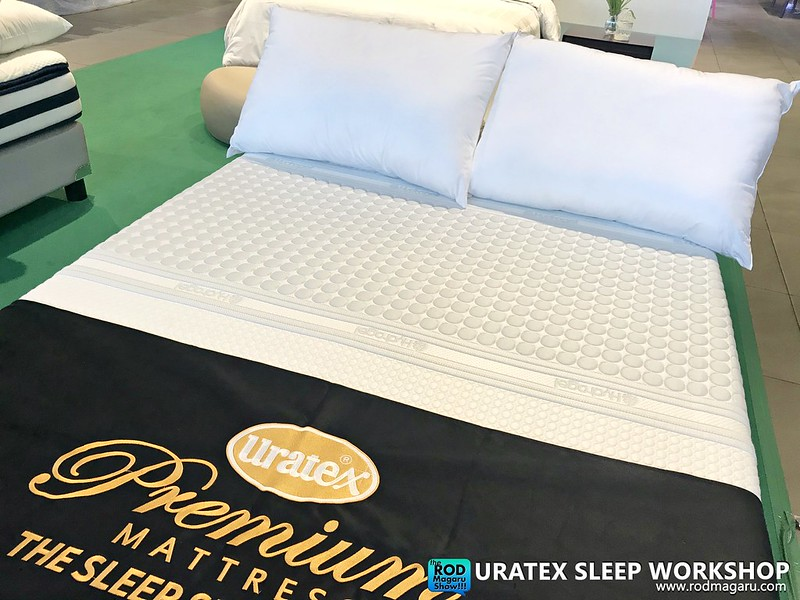 URATEX SLEEP WORKSHOP